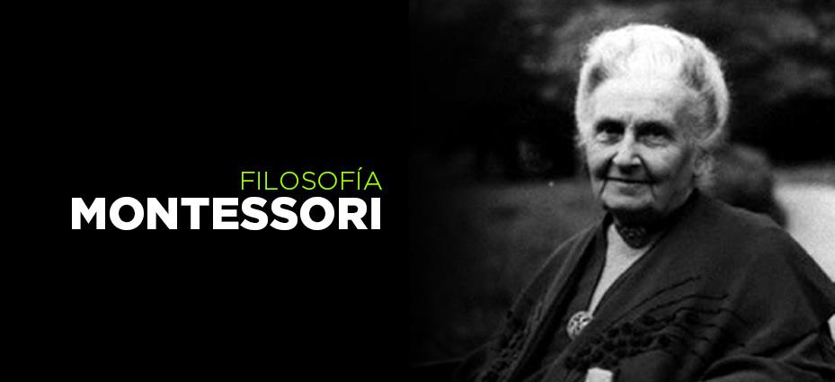 Filosofía Montessori